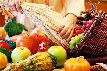 Le qualità spirituali del cibo secondo Paramhansa Yogananda